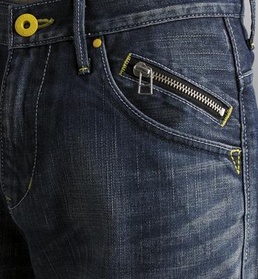 【5折優惠↘】EDWIN E-FUNCTION 直筒牛仔褲-男款 酵洗藍 1