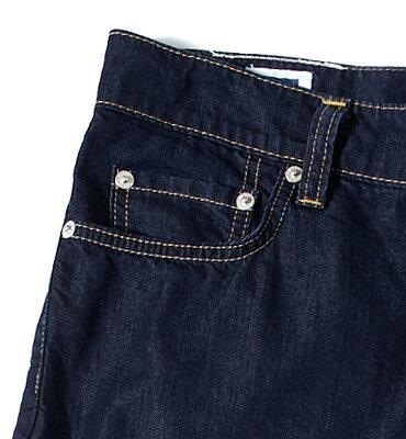 【獨家款式。990元特惠↘】EDWIN COOL RELAX直筒褲-男款 原藍磨 1