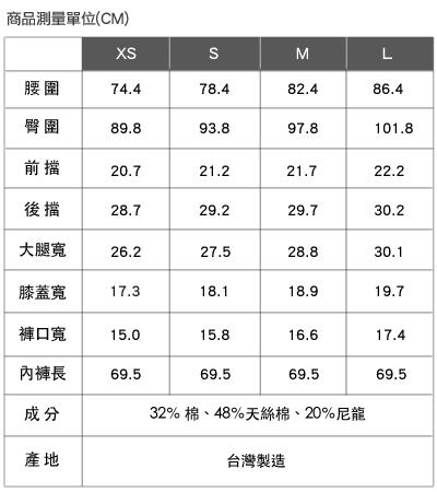 【5折優惠↘】Miss EDWIN 503 涼感牛仔褲-女款 拔洗藍 2