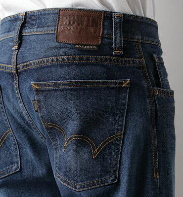 【1290元優惠↘】EDWIN 503 ZERO直筒褲-男款 拔洗藍【單筆滿888結帳輸入 SS_20161210→現折100元】 2