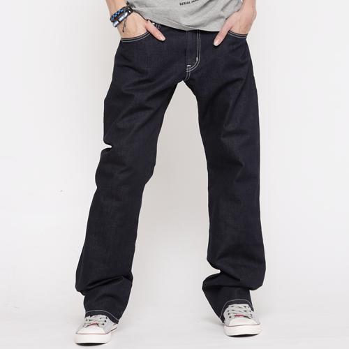 【SUPER SALE。熱銷丹寧888↘】EDWIN 503 ZERO COOL 直筒褲 原藍【結帳輸入SS_20161209→現折100元】 3