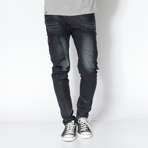 【5折優惠↘】EDWIN E-FUNCTION 窄管牛仔褲-男款 原藍磨【單筆滿2000結帳輸入 NGNN-SXDL-3YZU-WCH0→現折200元】 0