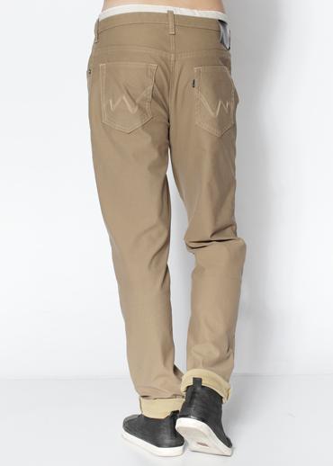 【週年慶。8折優惠↘】【大尺碼】EDWIN JERSEYS 迦績圓織牛仔褲-男款 淺卡其 1