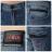 【9折優惠↘】EDWIN EDGE LINE 假袋蓋合身窄管牛仔褲-男款 石洗藍 1