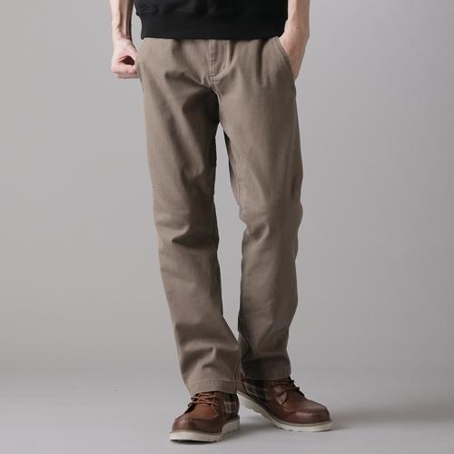 【990元優惠↘】EDWIN 多口袋休閒長褲-男款 褐色 0