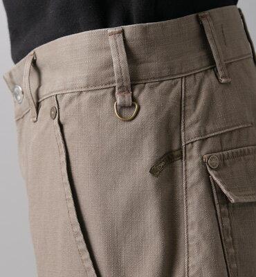 【990元優惠↘】EDWIN 多口袋休閒長褲-男款 褐色 2