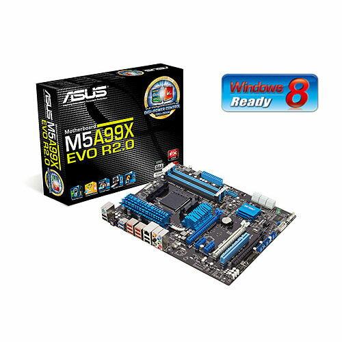 「YEs 3C」全新 ASUS 華碩 M5A99X EVO R2.0 主機板 AMD 990X/SB950 晶片組 含稅 免運 yes3c 12ne