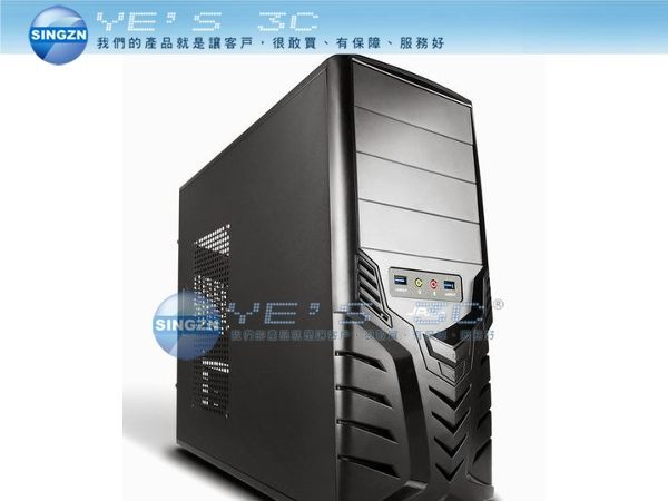 「YEs 3C」技嘉+微星 AMD 萬極勇者主機 營幕版【FX-6300+D3 8G+R7260X 1GD5 OC獨顯+22吋LED】六核 USB3.0【刷卡價】有發票 免運