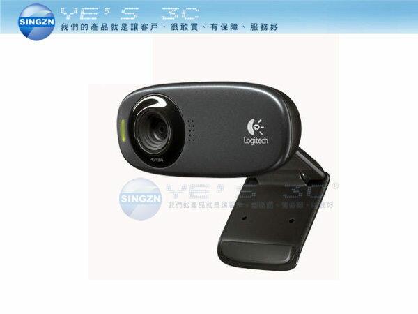 「YEs 3C」Logitech 羅技 HD網路攝影機C310 一鍵上傳 修正補光及雜訊過濾技術 高品質視訊通話 免運 yes3c