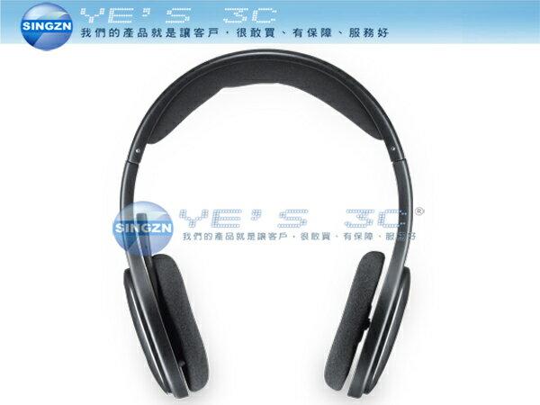 「YEs 3C」全新 LOGITECH 羅技 無線耳機麥克風 H800 2.4 GHz 藍牙 可折式 便於攜帶設計 含稅 免運 yes3c