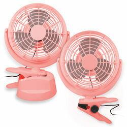 「YEs 3C」AIBO 鈞嵐 立式 / 桌夾 兩用USB 風扇 可360度調整 隨插即用 白色/粉紅色 有發票  7ne yes3c