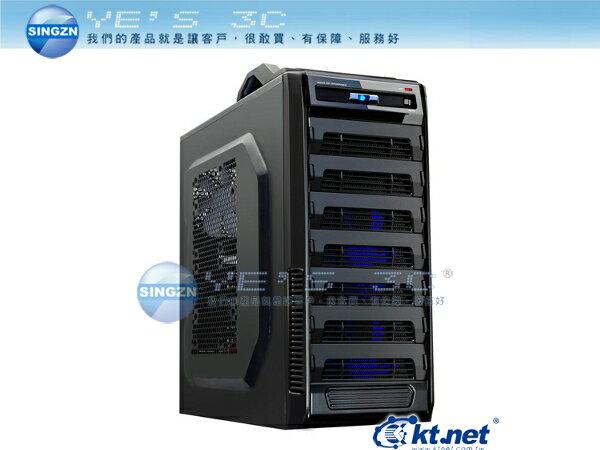「YEs 3C」華碩 AMD 真冰藍龍主機【X6 FX-6300+D3 8G+R9270 2GD5獨顯+500G HD】六核 USB3.0【刷卡價】