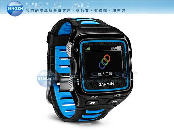 GARMIN Forerunner 920XT 中文鐵人三項運動腕錶