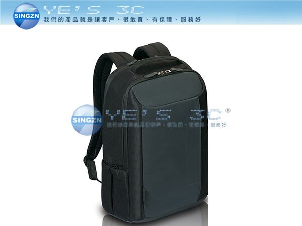 「YEs 3C」全新 Targus 泰格斯 Slate 後背包 15.6吋 黑 免運 6ne
