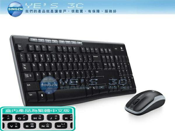 「YEs 3C」全新 Logitech 羅技 MK260r 無線滑鼠鍵盤組 鍵鼠組 八個熱鍵 隨插即用 有發票  yes3c 2ne