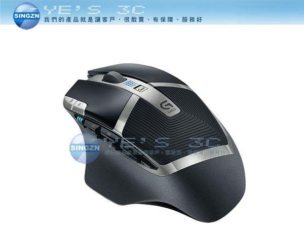 「YEs 3C」全新 Logitech 羅技 G602 無線 電競 遊戲滑鼠 11 個可自訂控制鍵 有發票 免運 yes3c 2ne