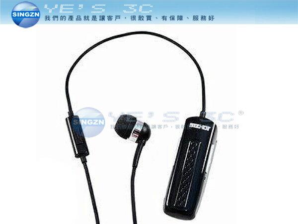 「YEs 3C」SeeHot 嘻哈部落 SBH-012CB 蜂鳴器 V3.0 領夾入耳式藍牙耳機 免運 10ne yes3c