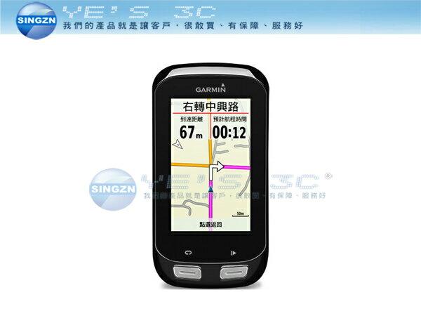 「YEs 3C」全新 GARMIN Edge 1000 雙星連網 自行車衛星導航 銀灰/黑耀紅 免運 12ne yes3c