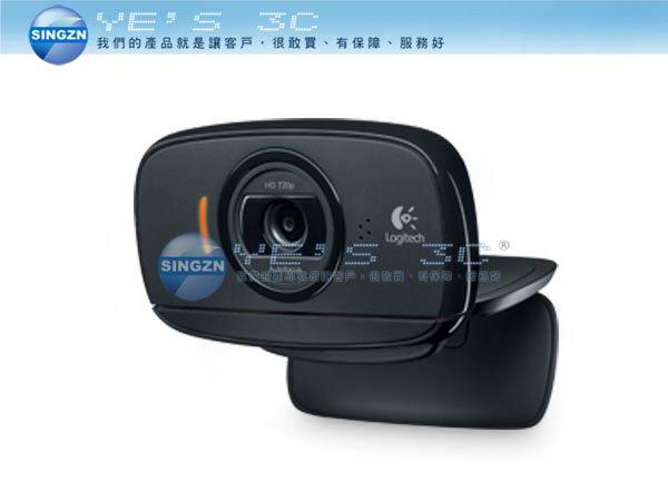 「YEs 3C」全新 羅技 快看 C525 HD 720P 800萬畫素 免運 yes3c