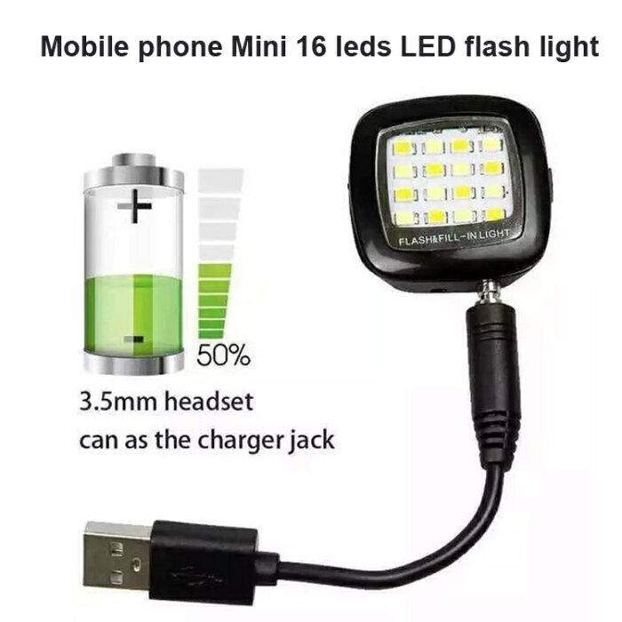 loooqs universal smartphone led flash light 9 The FFU