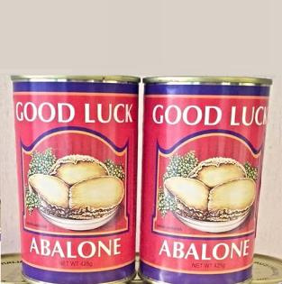 【四季肉舖】澳洲福壽鮑魚罐頭 (2粒裝) 425g/罐