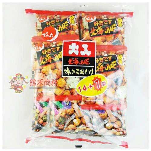 ~0216零食會社~ 傳六 二色綜合豆果子351g^(14 1包入^)