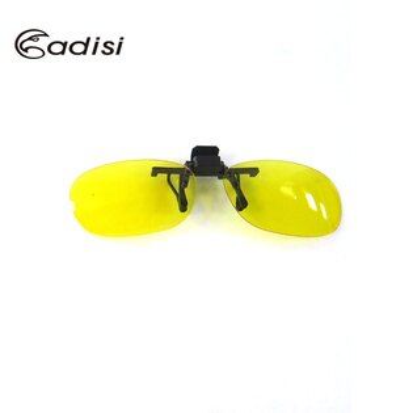 ADISI 前掛式增光夾式眼鏡AS15239 / 城市綠洲((太陽眼鏡、墨鏡、夜間、增強光線)
