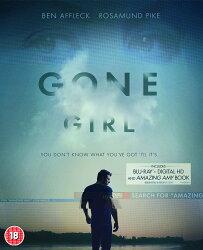 USED-VERY GOOD   Gone Girl [Blu-ray + UV Copy] [2014]