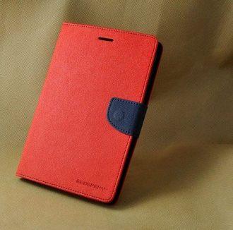 ☆三星 Samsung A8  A8000  韓國MERCURY GOOSPERY 雙色皮套 Galaxy  A8000 撞色支架插卡保護套 【清倉】