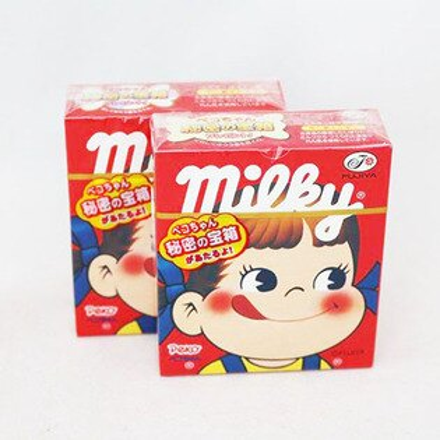 【敵富朗超巿】不二家牛奶糖23.8g