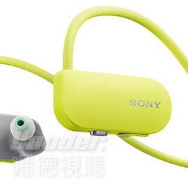 【曜德】SONY SSE-BTR1 黃色 智慧型隨身教練 藍芽免持通話 16GB ★免運★送掛繩+收納盒+耳塞★