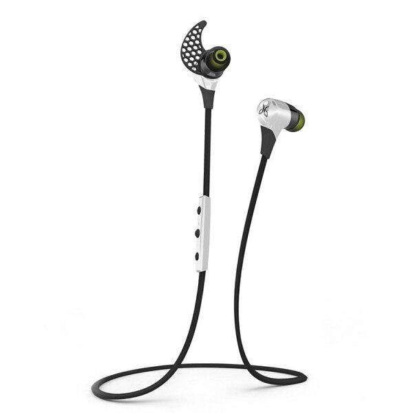 ::bonJOIE:: 美國進口 Jaybird Bluebuds X 白色款 運動型立體聲耳機 (全新盒裝) 運動好夥伴 美國鐵人三項 運動員愛用款 耳道式耳機