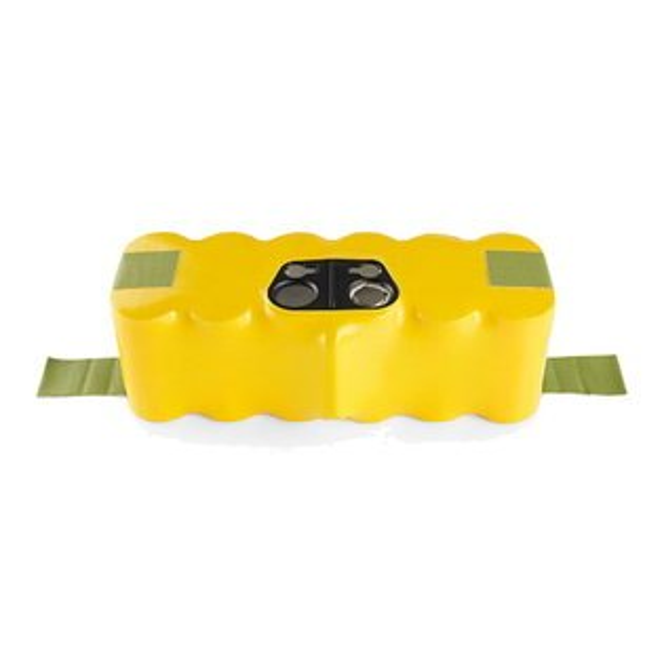 iRobot Roomba 5、6、7、8 系列掃地機器人專用副廠鎳氫電池3500mah