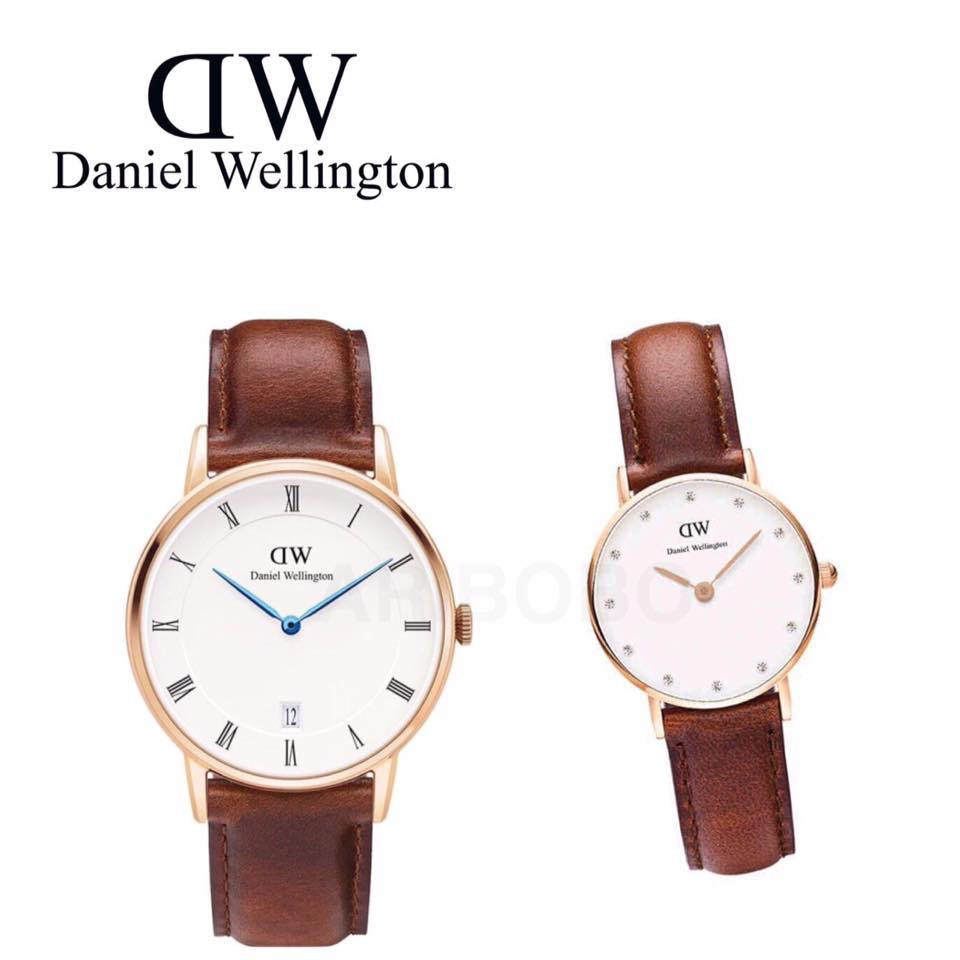【Daniel Wellington】DW手錶DAPPER ST MAWES 38MM(免費贈送另一組表帶) 3