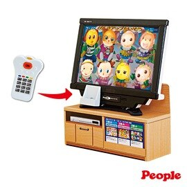 People - 趣味聲光電視玩具組合 0