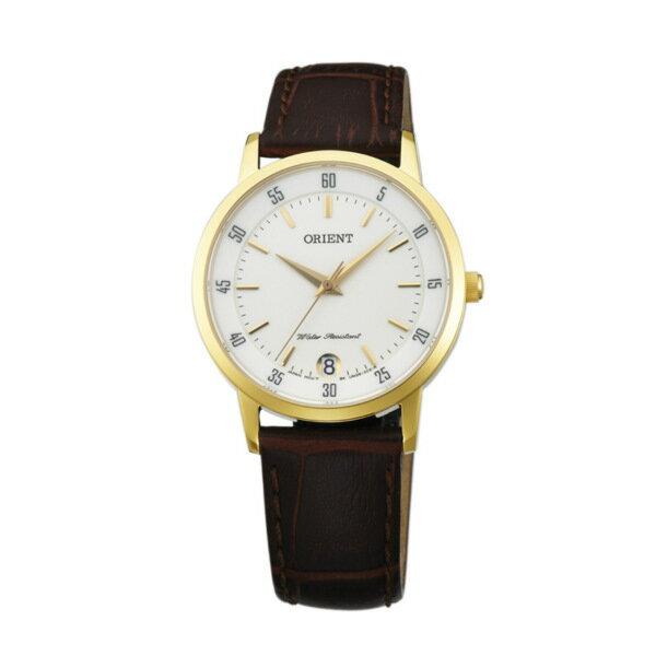 Orient 東方錶(FUNG6003W)閃亮女人時尚腕錶/白面31mm