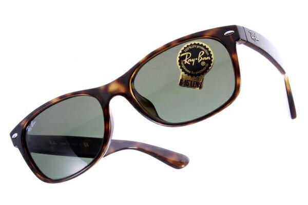 Ray Ban 雷朋 琥珀玳瑁色 RB2140 太陽眼鏡  加大&正常版 2