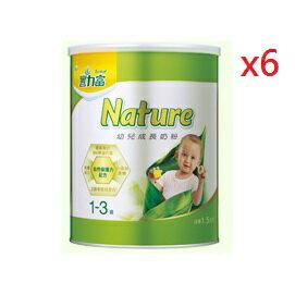 『121婦嬰用品』豐力富幼兒成長奶粉1-3歲1500克 6罐組(附贈品) 0