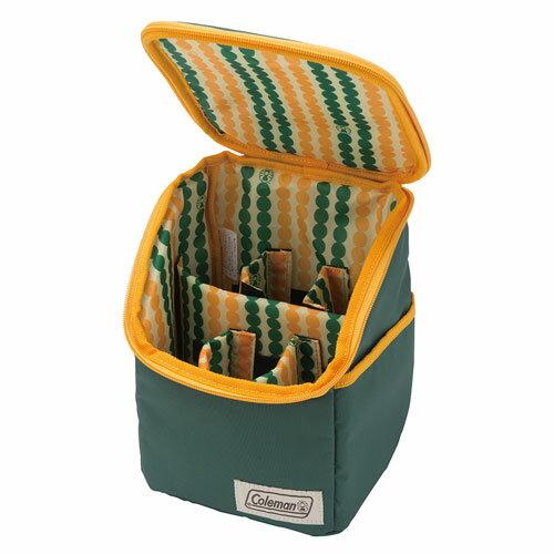 【露營趣】中和 附手電筒 Coleman CM-26810 料理調味盒II 調味瓶收納袋 調味料收納袋 調味罐收納袋