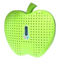 梅雨季除溼防霉防螨週邊商品推薦(WISER智慧家)(贈市價399元iPhone5保護套)MEIJI(美緻)無線式除溼機-環保青蘋果(MJ-826)(含運)