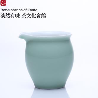 【淡然有味】豆青色茶海 ● 茶具組