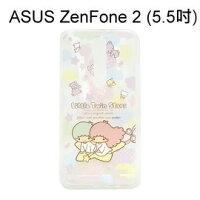 小熊維尼周邊商品推薦雙子星透明軟殼 [TS3] ASUS ZenFone 2 ZE550ML ZE551ML Z00AD Z008D【三麗鷗正版授權】