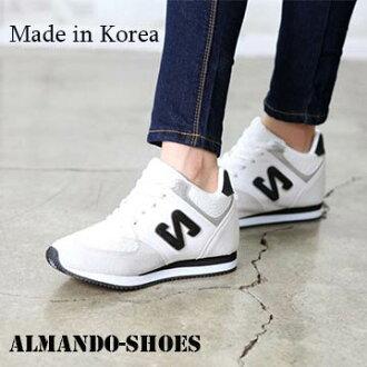 ALMANDO-SHOES★正韓經典N字運動鞋sneakers★ 正韓空運