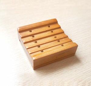 【玫瑰海】南洋風原木香皂盤