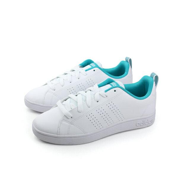 adidas 板鞋 女鞋 白色 no338 ~  好康折扣