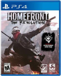 預購中 5月17日發售 亞洲英文版 [限制級]  PS4 烽火家園:革命