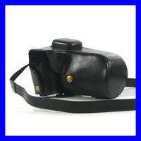 奧林巴斯 OLYPUS E-M5 專用包EM5 套 皮質相機包 棕色 7500-2★迪飛亞DivelGood★款色最齊★價格最低★
