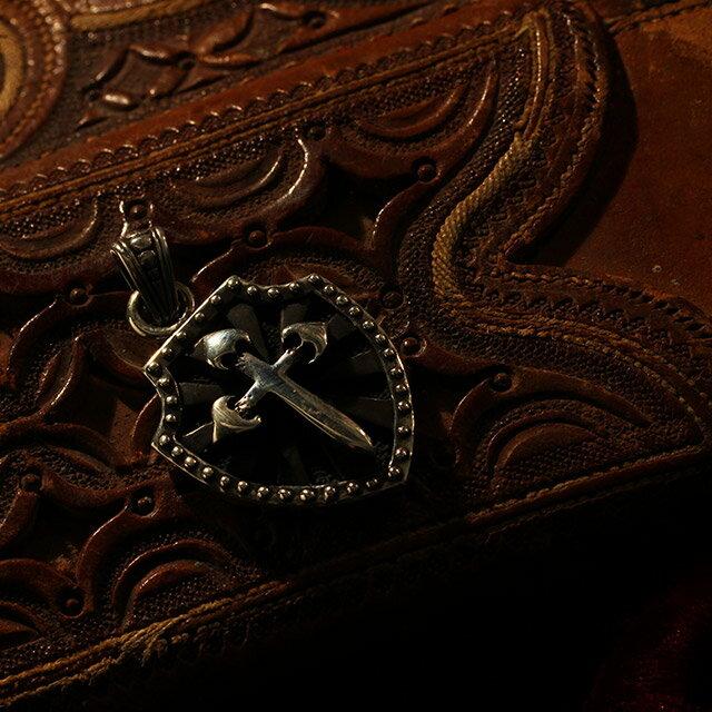【海外訂購】【Leathers&Treasures】POLLICINO CROSS 十字劍純銀墜飾(JLTP118  0813960000) 4