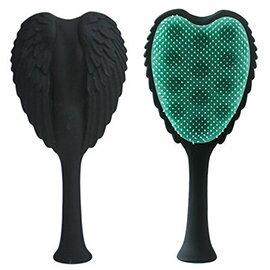 英國 Tangle Angel Xtreme 升級版 黑天使專業天使梳 黑綠色 凱特王妃最愛 *夏日微風*