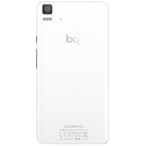 BQ AQUARIS E4 8GB BLANCO. TELEFONO LIBRE (OUTLET) 4